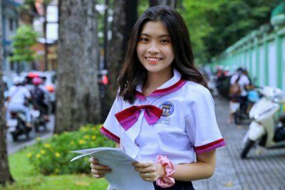 Học sinh bắt đầu đăng ký dự thi tốt nghiệp THPT